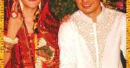 Ali Zafar's wife shares heartfelt note  on 11th wedding anniversary