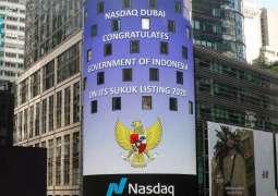 """إندونيسيا تدرج ثلاثة إصدارات من الصكوك في """" ناسداك دبي"""" بقيمة 2.5 مليار دولار"""