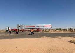 مطار الأمير سلطان بن عبدالعزيز الدولي يقترب من تركيب ثلاثة جسور جديدة للركاب