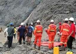 At Least 113 People Dead in Myanmar Monsoon Landslide - Emergency Services
