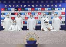 """نادي الشارقة يجدد عقد مدربه """" العنبري """" لموسمين مقبلين"""