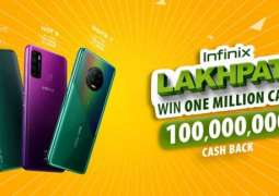 Infinix Unveils Exciting Lucky Draw with Mega Discounts for the Customers