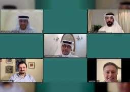"""جائزة الشيخ زايد للكتاب تنظم جلسة """"نحو بناء مجتمع معرفي افتراضي"""""""