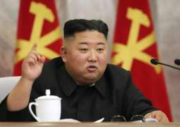 Kim Hails Role of N.Korean Workers' Party in Averting COVID-19 Outbreak - State-Run Media