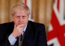 UK Prime Minister Johnson Refuses to Comment on Father's Lockdown Trip to Greece