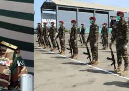 Passing Out Parade Of Pakistan Navy Seal Course Held At Karachi