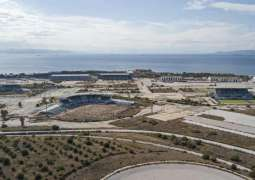 Multibillion Project to Turn Abandoned Airport Into Luxury Complex Inaugurated in Athens