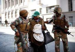 South Africa Extends Deployment of 20,000 Troops to Tackle Pandemic Until September 30