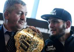Father of UFC Champion Nurmagomedov Dies Aged 57 of Coronavirus Complications