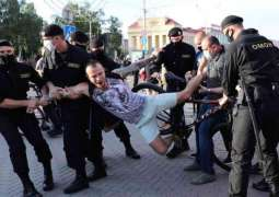 Belarus Detains at Least 17 on Independence Day Over Election Protests - Rights Group