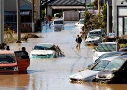 Fourteen Presumed Dead at Japanese Care Home Amid Widespread Flooding, Landslides- Reports