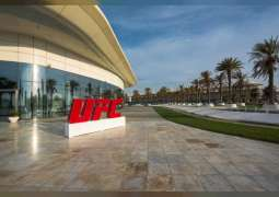 Safety preparations for UFC Fight Island underway on Yas Island