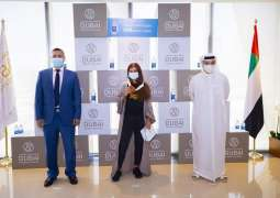Dubai Sports Council honours winners of Pocari Sweat 19K Run