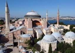 Russian Patriarch Urges Turkey to Preserve Hagia Sophia's Status as Museum