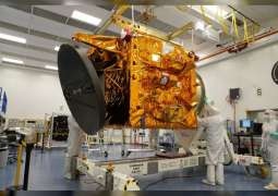 Emirates Mars Mission Hope Probe spacecraft encapsulated for liftoff