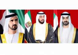 UAE Rulers congratulate Solomon Islands Governor General on Independence Day