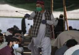 باکستان تسجل ارتفاع حصیلة الاصابات بفیروس کورونا الي 236422 حالة