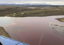 Nornickel Contests Russian Ecology Watchdog's Assessment of Fuel Spill Environment Damage