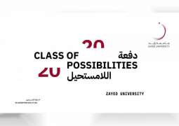 Zayed University to host first virtual commencement to honour 2020 graduating class