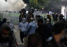 Total of 36 People Injured in Renewed Riots in Belgrade Over Curfew - Health Authorities