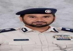 قائد عام شرطة أبوظبي: مكتب