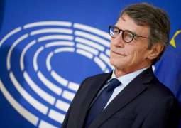EU's Sassoli Calls for Joint Reaction to 'Growing Authoritarianism' in Hong Kong
