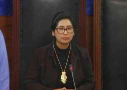 Bolivian Senate President Monica Eva Copa Says Tested Positive for COVID-19
