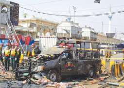 Man involved in suicide attack near Data Darbar sentenced to prison