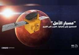 """""""مسبار الأمل"""" ... المستحيل ليس إماراتيا.. العرب إلى المريخ"""