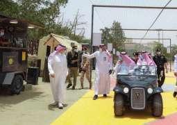 سمو الأمير حسام بن سعود: الباحة مقبلة على نقلة نوعية كبيرة وعلى الإعلاميين أن يكونوا سفراء لمناطقهم