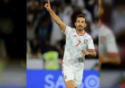 Mabkhout carries UAE's renewed World Cup hopes: AFC