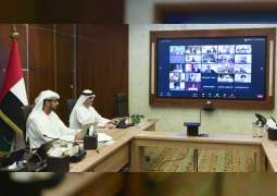 الشعبة البرلمانية الإماراتية تشارك في المؤتمر الطارىء للجمعية البرلمانية الآسيوية