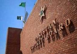 Pakistan team's schedule in Derby