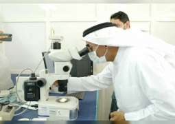 Minister of Climate Change tours waste-to-energy plant, Marine Environment Research Centre in UAQ
