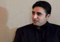 "Bilawal says Imran Khan is ""threat"" to democracy"