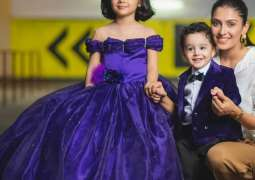 Ayeza Khan celebrates daughter Hoorain's birthday