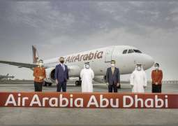 Air Arabia Abu Dhabi takes to the skies with inaugural flight to Egypt