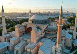 Turkish Religious Authority Says Tourists Will Be Able to Visit Hagia Sophia