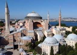 Erdogan Erred in Converting Hagia Sophia Into Mosque to Win New Supporters