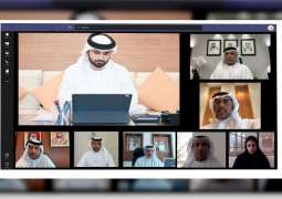 Mansour bin Mohammed praises resilience of Dubai's sports sector, reviews post COVID-19 plans