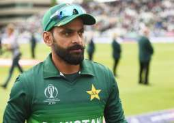 Muhammad Hafeez excited over ICC quiz