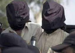 Karachi Police arrest six terrorists from western zone