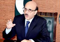 Accession to Pakistan resolution reflects true aspirations of the people of Kashmir: Masood Khan