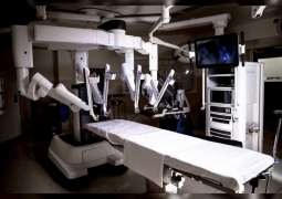 Cleveland Clinic Abu Dhabi expands use of robotics in complex surgical treatments