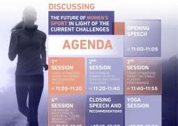 International forum to discuss 'future of women's sport in light of current challenges'