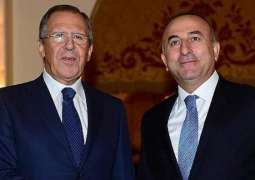 Lavrov, Cavusoglu Discuss Situation in Transcaucasia - Russian Foreign Ministry