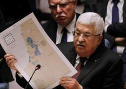 Abbas Reiterates Palestine's Readiness to Negotiate With Israel If Annexation Plan Dropped