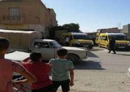 شرطي جزائري یقوم بقتل زوجتہ و والدیھا و شقیقھا في ولایة المسیلة