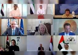 UAE, Greece host virtual edition of their 2nd strategic cooperation forum