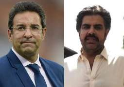 Nasir Shah slams former fast bowler Wasim Akram over flooding situation in Karachi
